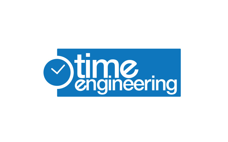 Logo - time engineering